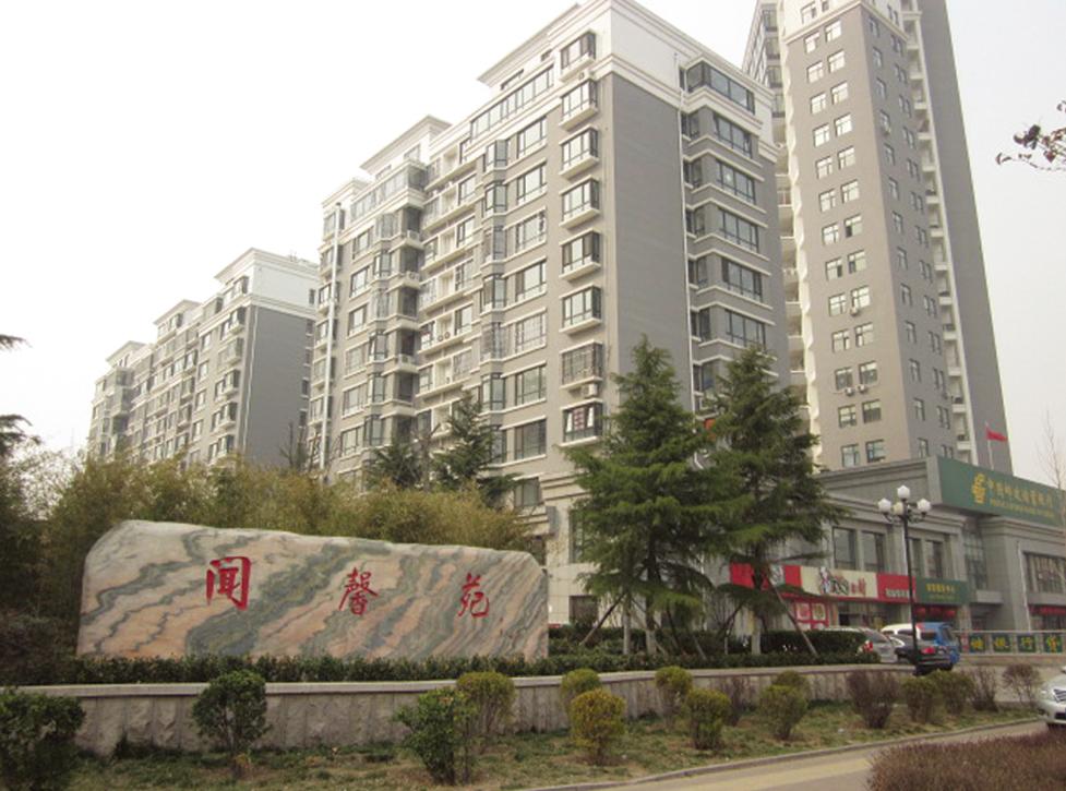 易胜博体育案例-闻馨苑